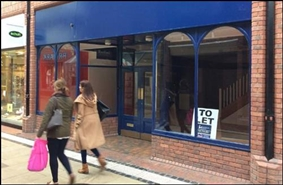 1,515 SF Shopping Centre Unit for Rent  |  3 Grapes Lane, The Lanes Shopping Centre, Carlisle, CA3 8NH