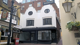 1,704 SF High Street Shop for Rent  |  31A-32 East Street, Brighton, BN1 1HL