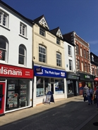 401 SF High Street Shop for Rent  |  63 High Street, Bromsgrove, B61 8AQ