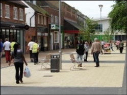 2,282 SF High Street Shop for Rent  |  Unit 2, 43 - 45 Town Centre, Hatfield, AL10 0JJ