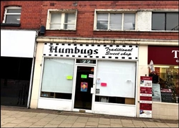 215 SF High Street Shop for Rent  |  22 Queensway, Crewe, CW1 2HQ