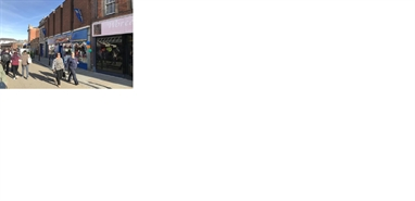 676 SF High Street Shop for Rent | 4-6 Angel Place, Worcester, WR1 3QS