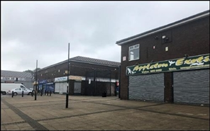 1,251 SF Shopping Centre Unit for Rent  |  Unit 109, Wigan, WN1 3SD