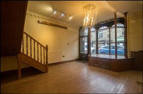 493 SF High Street Shop for Rent  |  50 Bolton Street, Bury, BL0 9HX
