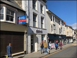 1,695 SF High Street Shop for Sale  |  37 Great Darkgate Street, Aberystwyth, SY23 1DE