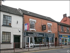 1,781 SF High Street Shop for Sale | 23 High Street, Stoke On Trent, ST10 1AA