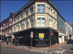 3,378 SF High Street Shop for Rent  |  11 - 13 Kings Road, Reading, RG1 3AR