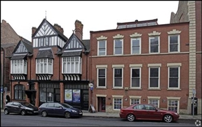 389 SF High Street Shop for Rent  |  18A Heathcoat Street, Nottingham, NG1 3AA