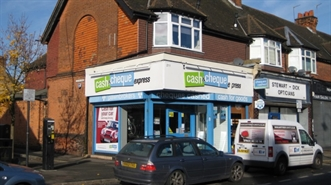 1,378 SF High Street Shop for Rent  |  211 St Albans Road, Watford, WD24 5BH