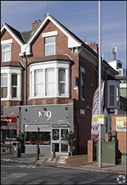 302 SF High Street Shop for Rent  |  9 Radcliffe Road, Nottingham, NG2 5FF