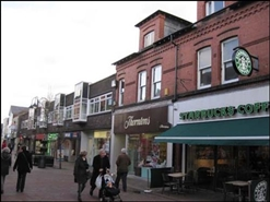 738 SF High Street Shop for Rent | 53 Grove Street, Wilmslow, SK9 1DT
