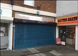 194 SF High Street Shop for Rent  |  Kiosk, Wigston, LE18 1NR