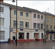 4,430 SF High Street Shop for Sale  |  20 - 22 Market Place, Newbury, RG14 5BD