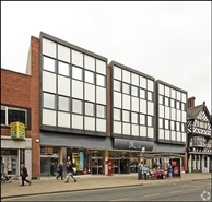 6,500 SF High Street Shop for Rent | Unit B 39-45 Foregate Street, Chester, CH1 1HD