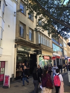 1,060 SF High Street Shop for Rent  |  73 Broadmead, Bristol, Bristol, BS1 3DX