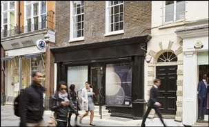 743 SF High Street Shop for Rent  |  63 South Molton Street, London, W1K 5SS