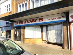 1,373 SF High Street Shop for Rent | 70 Countisbury Avenue, Cardiff, CF3 5SN