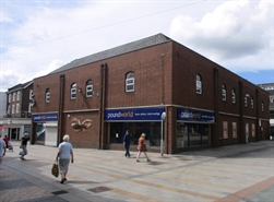 5,521 SF High Street Shop for Rent  |  Former Poundworld, Merthyr Tydfil, CF47 8BY