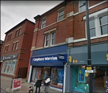 981 SF High Street Shop for Rent  |  22 Bradshawgate, Leigh, WN7 4LX