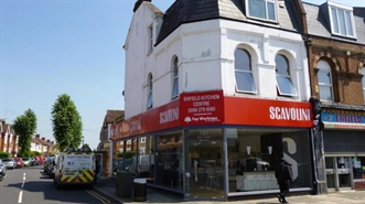 847 SF High Street Shop for Sale  |  131, 131a, 131b Baker Street, Enfield, EN1 3HA