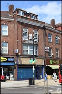 617 SF High Street Shop for Rent  |  26A Station Lane, Hornchurch, RM12 6NJ