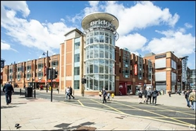 796 SF Shopping Centre Unit for Rent  |  Unit23, The Bridges Shopping Centre, Sunderland, SR1 3DR