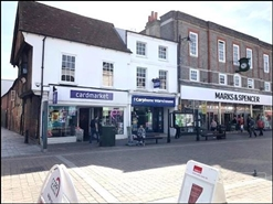 1,302 SF High Street Shop for Rent  |  24 Northbrook Street, Newbury, RG14 1DJ