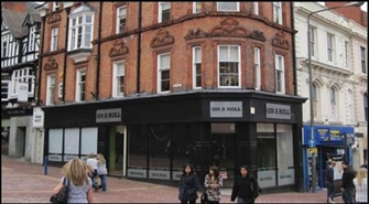 548 SF High Street Shop for Rent  |  54 St Peters Street, Derby, DE1 1SH