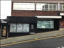 1,086 SF High Street Shop for Rent  |  7 Hall, Burnley, BB11 1QJ