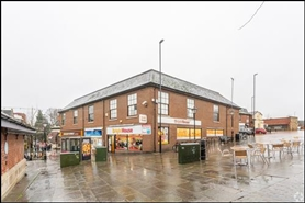 2,035 SF High Street Shop for Rent  |  3 Market Street, Wellingborough, NN8 1AN