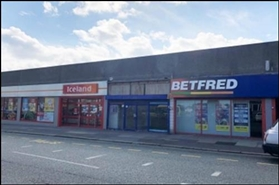 951 SF High Street Shop for Rent  |  704 Prescot Road, Liverpool, L13 5XG