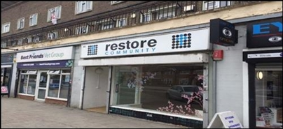 878 SF High Street Shop for Rent  |  68 The Broadway, Loughton, IG10 3ST