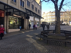 1,044 SF Shopping Centre Unit for Rent  |  Unit 39, 1 The Square, Woolshops, Halifax, HX1 1SA