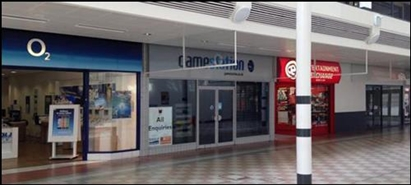 1,648 SF Shopping Centre Unit for Rent  |  Unit 92 Middleton Grange Shopping Centre, Hartlepool, TS24 7RZ