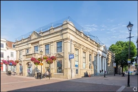 2,104 SF High Street Shop for Rent  |  1, The Lexicon, Bury St Edmunds, IP33 1BT