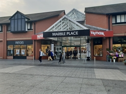 921 SF High Street Shop for Rent  |  Unit 12 Marble Place Shopping Centre, Southport, PR8 1DF