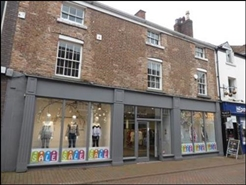 1,900 SF High Street Shop for Rent  |  25 - 27 Chestergate, Macclesfield, SK11 6BX