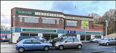 7,550 SF High Street Shop for Rent | Sping Street Studios, Brighouse, HD6 1BE