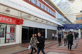 18,310 SF Shopping Centre Unit for Rent  |  39 Borough Pavement, Birkenhead, CH41 2YE