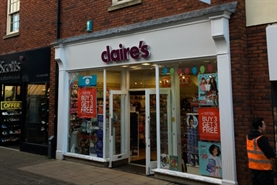 610 SF High Street Shop for Rent  |  Unit 33, Castle Walk, Newcastle under Lyme, ST5 1AN