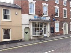 548 SF High Street Shop for Rent  |  5 - 7 Westgate, Southwell, NG25 0JN