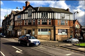 2,136 SF High Street Shop for Sale  |  2 - 4 Moorland Road, Stoke On Trent, ST6 1DQ