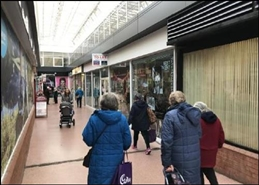 696 SF Shopping Centre Unit for Rent  |  Unit 3, Angel Walk Shopping Centre, Tonbridge, TN9 1TJ