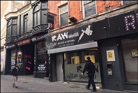 474 SF High Street Shop for Rent  |  24 St James'S Street, Nottingham, NG1 6FG