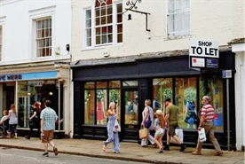1,611 SF High Street Shop for Rent  |  58 East Street, Chichester, PO19 1HL