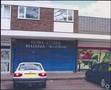 736 SF High Street Shop for Rent  |  104 Lawnswood Road, Stourbridge, DY8 5NA