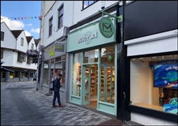 316 SF High Street Shop for Rent  |  26 - 27 Market Place, Kingston Upon Thames, KT1 1JH
