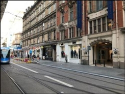 706 SF High Street Shop for Rent  |  12 Stephenson Street, Birmingham, B2 4BL