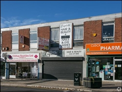752 SF High Street Shop for Rent  |  893 Bristol Road, Birmingham, B31 2PA