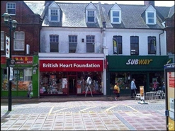 1,144 SF High Street Shop for Rent  |  573 Christchurch Road, Bournemouth, BH1 4AH